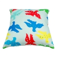 "9. Linen cushion ""Swoop"""