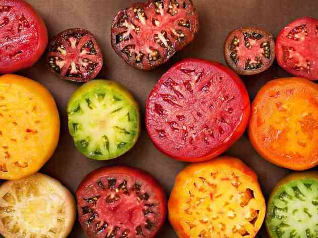heirloom tomatoes (npr.com)