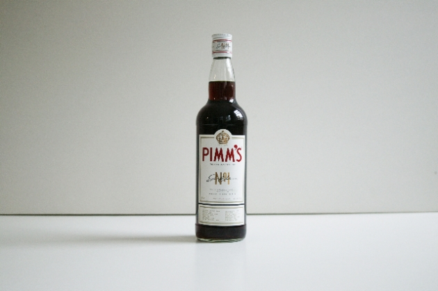 Pimms bottle papermag 1