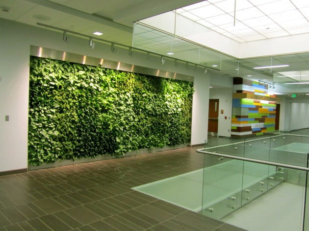 living wall 8