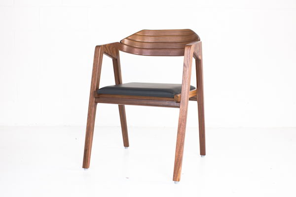 GAMLA_S2 Dining Chair_Walnut-16