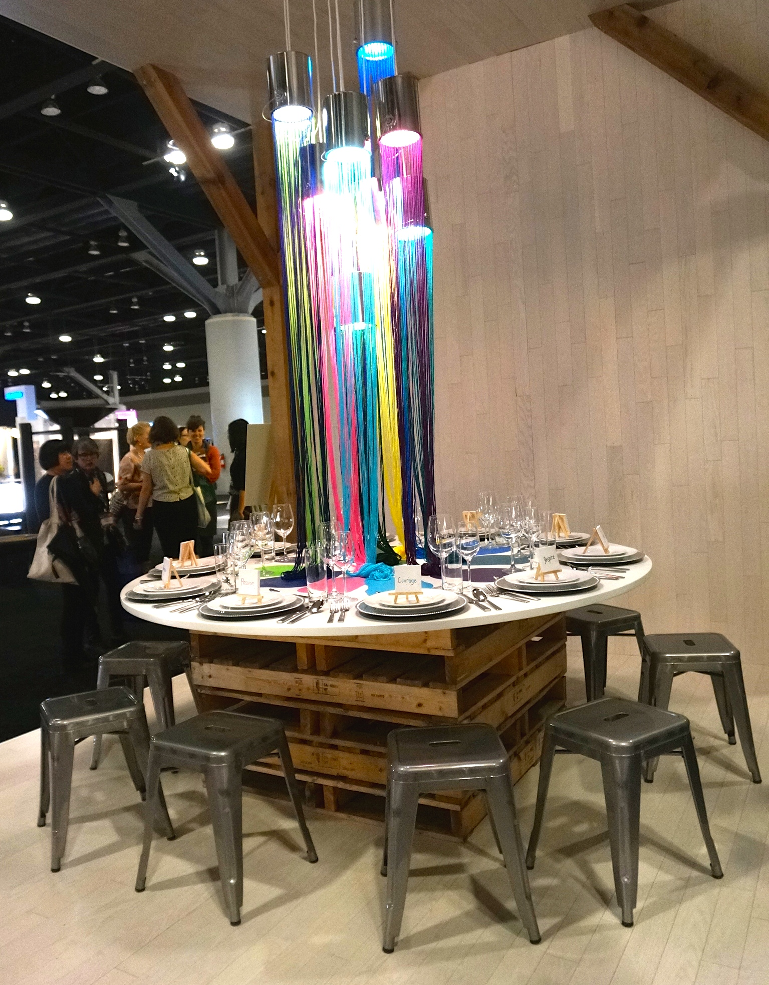 Vancouver s interior design show ids west some for Creative interior designs by lynda
