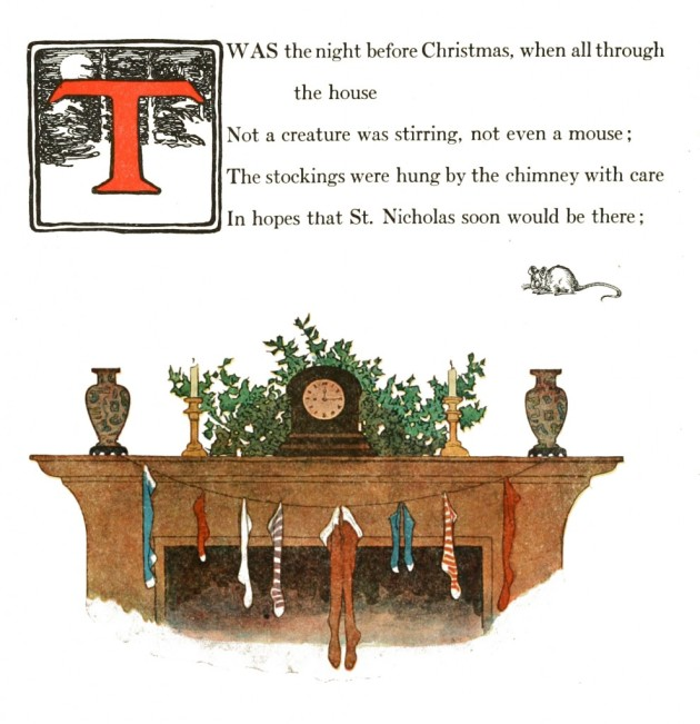 Night before Christmas ctg publishing